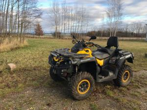 Can-am Outlander 1000XTP