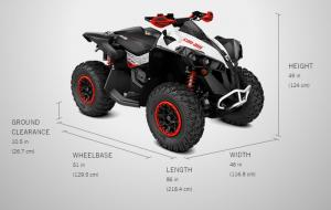 Can-am Renegade 570 Xxc